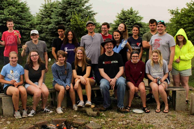 Timothy Youth Ministry