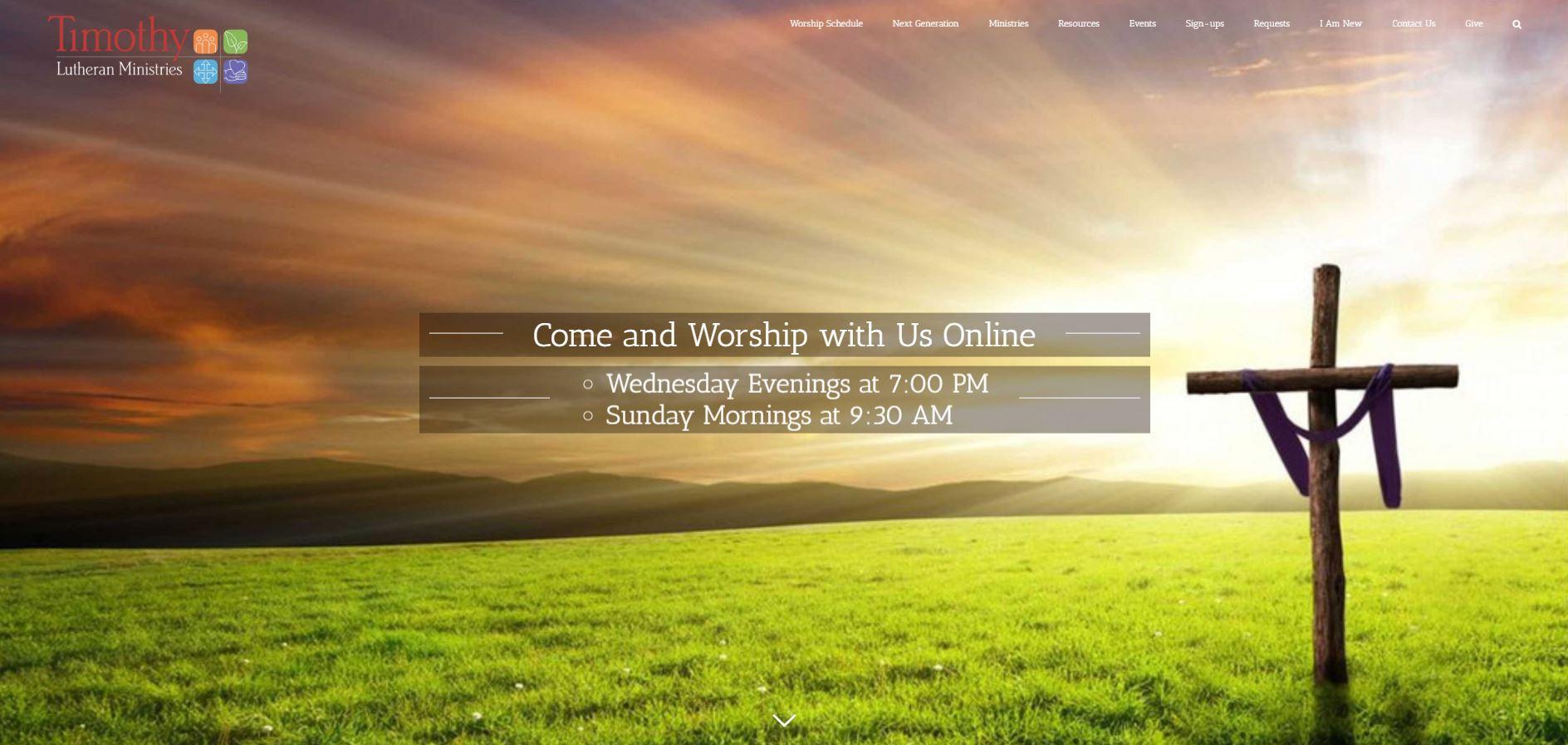 Timothy Worship Online
